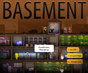Build a chemical empire right into your basement!